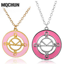 MOCHUN New Arrival Hot Movie Kingsman: The Secret Service Pendant Necklace Europe America Popular Women Necklace-30(China)