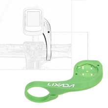 LIXADA 31.8mm Bicycle Computer Handlebar Mount For Garmin Edge 200 500 800 Bike QuickView Mount Cycle Computer Holder Support(China)