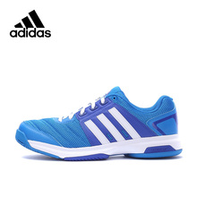 Intersport New Arrival Original Adidas Barricade approach M Men's Tennis Shoes Sneakers(China)