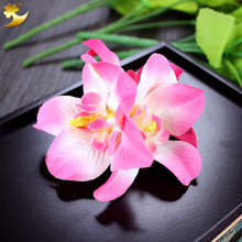XinYun Flower Hairgrips Wedding Accessories Corsage Wedding Orchid Flower Hair Clip Hairpins Hair Ornaments Women Hair clips