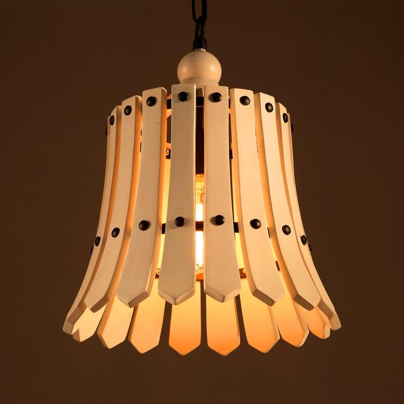 Art Crative abajur Wooden Pendant Lights lustres de sala modern coffee lamparas colgantes Pendente Lamp for Indoor Decoration<br><br>Aliexpress