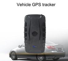 Real time tracking Car magnet GSM GPS tracker free platform with mobile phone APP 20000mAh battery LK209C(China)