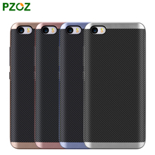 PZOZ Xiaomi Mi5 Case Silicone Cover Original Xiaomi Mi 5 Luxury Shockproof Slim Protection Phone Shell Xiaomi Mi5 Pro Prime 5.15