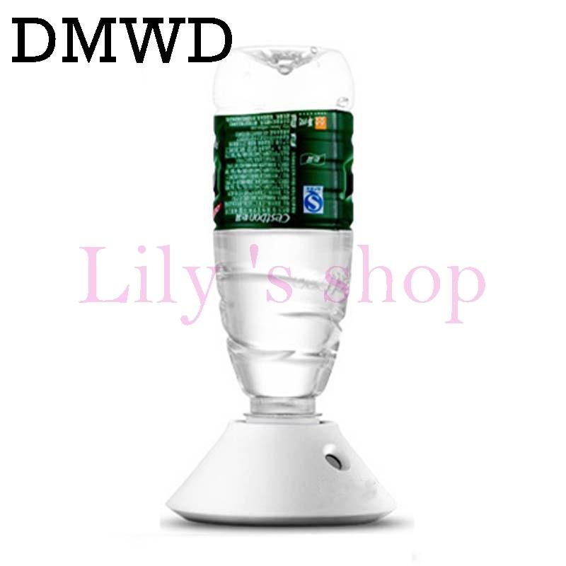DMWD MINI Portable Aroma Ultrasonic Humidifier USB Essential oil Air Diffuser Mineral water bottles Mist Maker Fogger light Lamp<br>
