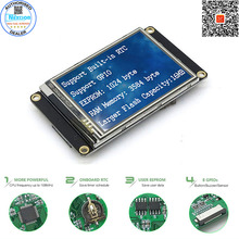 "2.8"" Nextion Enhanced HMI Intelligent Smart USART UART Serial Touch TFT LCD Module Display Panel for Arduino Kits Raspberry Pi(China)"