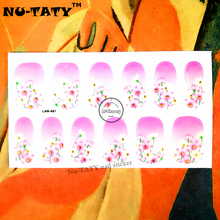 Nu-TATY  20 style Nail Wraps Stickers, Winter Plum Glitter Designs, Waterproof Nail Arts Polish Gel Foils Keep 2-3 weeks