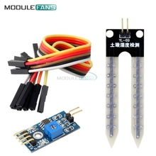 Soil Moisture Hygrometer Detection Humidity Sensor Module For Arduino Development Board DIY Soil Hygrometer Module