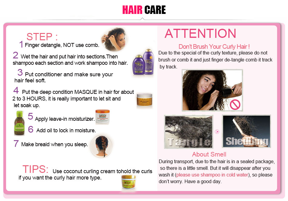 human hair bundles (3)