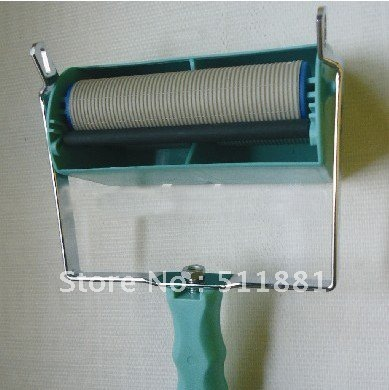 7 NCCTEC two color decoration machines | 220 pcs of different roller flower type | single or double color FREE shipping<br>