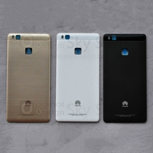 Original Back Housing Battery Cover Door Case For Huawei P9 Lite G9 Metal Style Replacement Parts