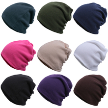 Fashion Hats Or Scarf Warm Winter Hats For Women Hat Female Skullies Beanies Unisex Thick Women Scarf Multifunctional Hats Caps