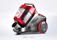1 PC Household Electric Handheld Instrument Vacuum Cleaner Ultra-quiet Powerful Dust Cleaner C3-L148B 220V 1200W(China)