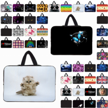 "7"" 10"" 11.6"" 12"" 13"" 14"" 15"" 17"" 17.3"" Laptop Sleeve Bag Portable Cover Cases Neoprene Pouch For Acer Aspire One Sony Dell ASUS"