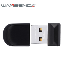 WANSENDA 100% Real Capacity Super Tiny Mini USB Flash Drives USB 2.0 Pendrive 64GB 32GB 16GB 8GB 4GB Thumbdrive USB Memory Stick