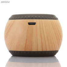 DEYIOU New Unique Go Weiqi Portable Wireless Bluetooth Outdoor Stereo Speaker 2017