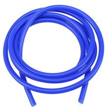 POSSBAY Universal 2M 3mm/4mm/6mm/7mm Silicone Vacuum Tube Hose Silicone Tubing Pipe Blue Red Car Accessories