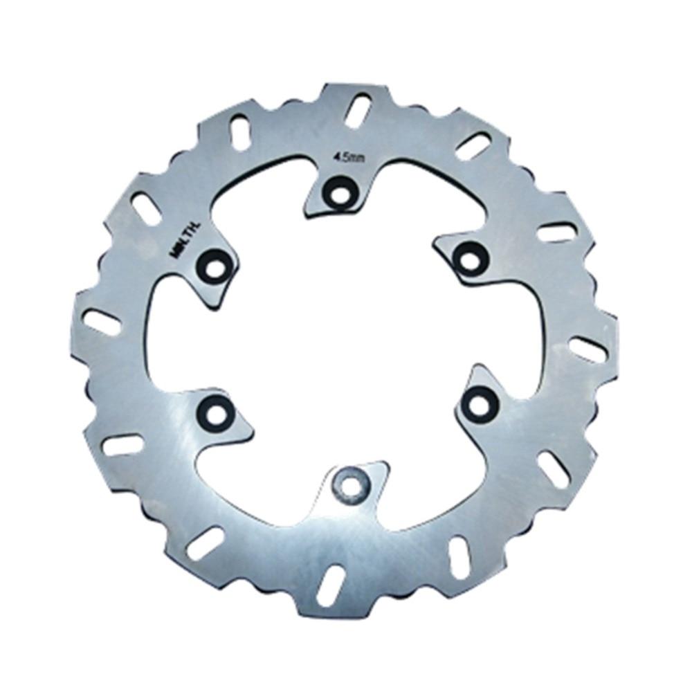 1x Motorcycle Rear Brake Rotors Disc Braking Disk for Ducati MONSTER/MULTISTRADA 620 2005-2006 750SS/900SS SUPERSPORT 1991-2002<br>