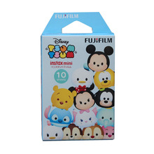 Hot Sale Fuji Fujifilm Instax Mini Instant Film Tsum Tsum Photo Paper 10 Sheets For Mini 8 90 7s 7 50s 70 25 dw Share SP-1 SP-2