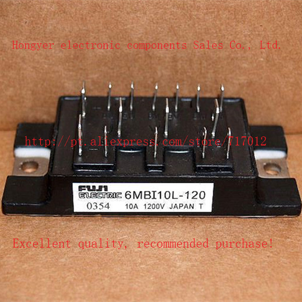 Free Shipping 6MBI10L-120 6MB110L-120 (Old components)  IGBT Power module:10A-1200V,Can directly buy or contact the seller<br><br>Aliexpress
