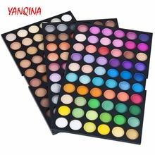 Hot Selling Eye Shadows Professional Makeup 180 Color Eyeshadow Makeup Makes Up Kit Palette Set Cosmetics(China)