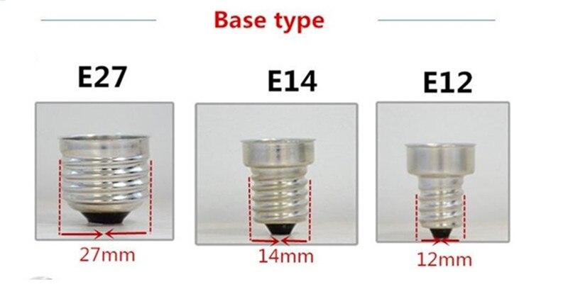 New light led bulb E27 E14 SMD2835 AC110V-220V LED flame lamp Flame Light Effect Fire Corn BulbFlickering Emulation Night Light 2