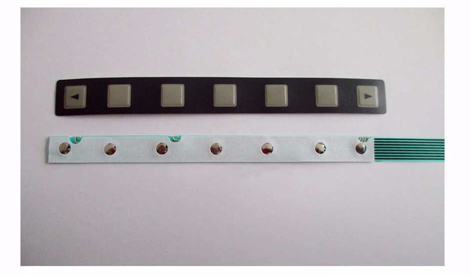 For FANUC 7 KEY A98L-0001-0252 A86L-0001-0298 KEYPAD Keyboard + CABLE FLEX, New in stock.<br>
