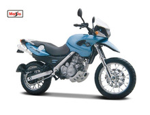 MAISTO 1:18 F 650 GS MOTORCYCLE BIKE DIECAST MODEL TOY NEW IN BOX FREE SHIPPING