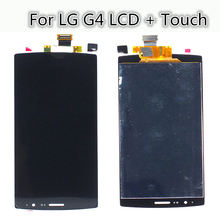 100% tested good quality for LG G4 LCD display with touch screen digitizer Assembly replacement mobile phone part +tools black