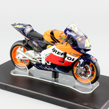 1:18 scale Leo No.46 Rossi Honda RC211 World Championship 2003 enduro motogp motorcycle Bike Moto GP diecast racing toy models