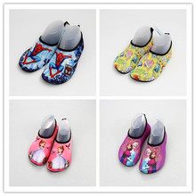 Buy Retails 13 Colors Child spring/autumn slip-resistant fitness shoes home slippers barefoot snorkeling submersible shoes sandals for $6.38 in AliExpress store