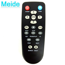 New Universal Remote Control For Western Digital WD WDTV Live TV Plus Mini HD 1080P Media Player Controller Remoto telecomando(China)