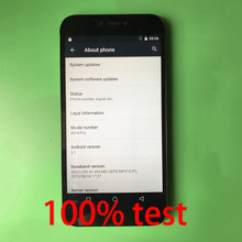 In Stock 100% Tested Wisecoco 1920*1080 5.5 inch Display For UMI IRON PRO MT6753 LCD Screen + Touch Panel Glass