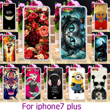 Buy AKABEILA Soft TPU Plastic Phone Case Apple iPhone 7 Plus iPhone7 Plus Pro iphone7 5.5 inch case Phone Cover Housing for $1.68 in AliExpress store