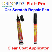 Fix It Pro Clear Car Scratch Repair Pen Simoniz Clear Coat Applicator Fix It Pro Clear Car Scratch Repair Painting Pen