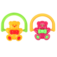 Musical Baby Toys Bell Mobile Baby Plush Toy 360 Degree Handbell Beanbag Newborn Rattle Educationl for Children Random Color
