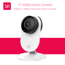 YI 1080P Home Camera Wireless IP Security Surveillance System International Vision Xiaoyi Wifi Web Camera 3D Noise Reduction(China)