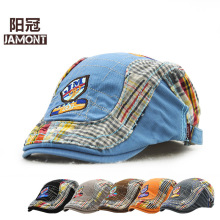 Korean children hat 2016 autumn spring of Korean male and female children peaked cap manufacturers selling baseball caps(China)