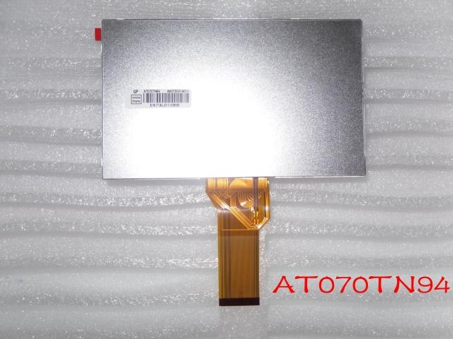 7 inch LCD screen AT070TN94 TN92 TN90 LED display 50PN cable<br>