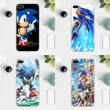 Arkmen ТПУ телефон Капа Sonic The Hedgehog Для Сяо mi красный mi 5 4A 3 3 S Pro mi 4 mi 4i mi 4C mi 5 mi 5S mi Max mi x Примечание 2 3 4 плюс(China)