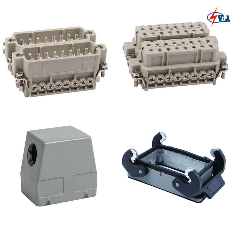 China price HA-032 16A  price 32 pins Heavy Duty Connector<br>