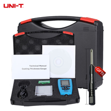 BSIDE CCT01Pro  Digital Portable Paint Coating Thickness Gauge Meter Width Measuring Instruments F/N Probe Tester 1300um / 51.2