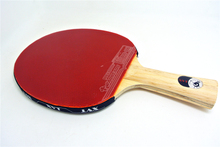 Original  XVT  Hard Carbon Fiber  Straight long handle Table Tennis Racket/ ping pong Racket/ table tennis bat   Free shipping