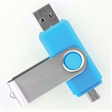 Memory cell Smart Phone USB Flash Drive 64gb pen drive 32gb 8gb OTG external storage micro usb memory stick for Samsung xiaomi(China)