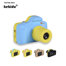 New Cute Mini Kids Digital Camera Children 1.0MP 1.5 inch Shoot LSR Cam Take Picture Creative For Baby Birthday Christmas Gift
