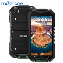 "Geotel A1 IP67 Waterproof Tri-proof 3G Smartphone 4.5"" MTK6580M Quad-core Android 7.0 1GB + 8GB 8.0MP+2.0MP Cameras Mobile Phone(China)"