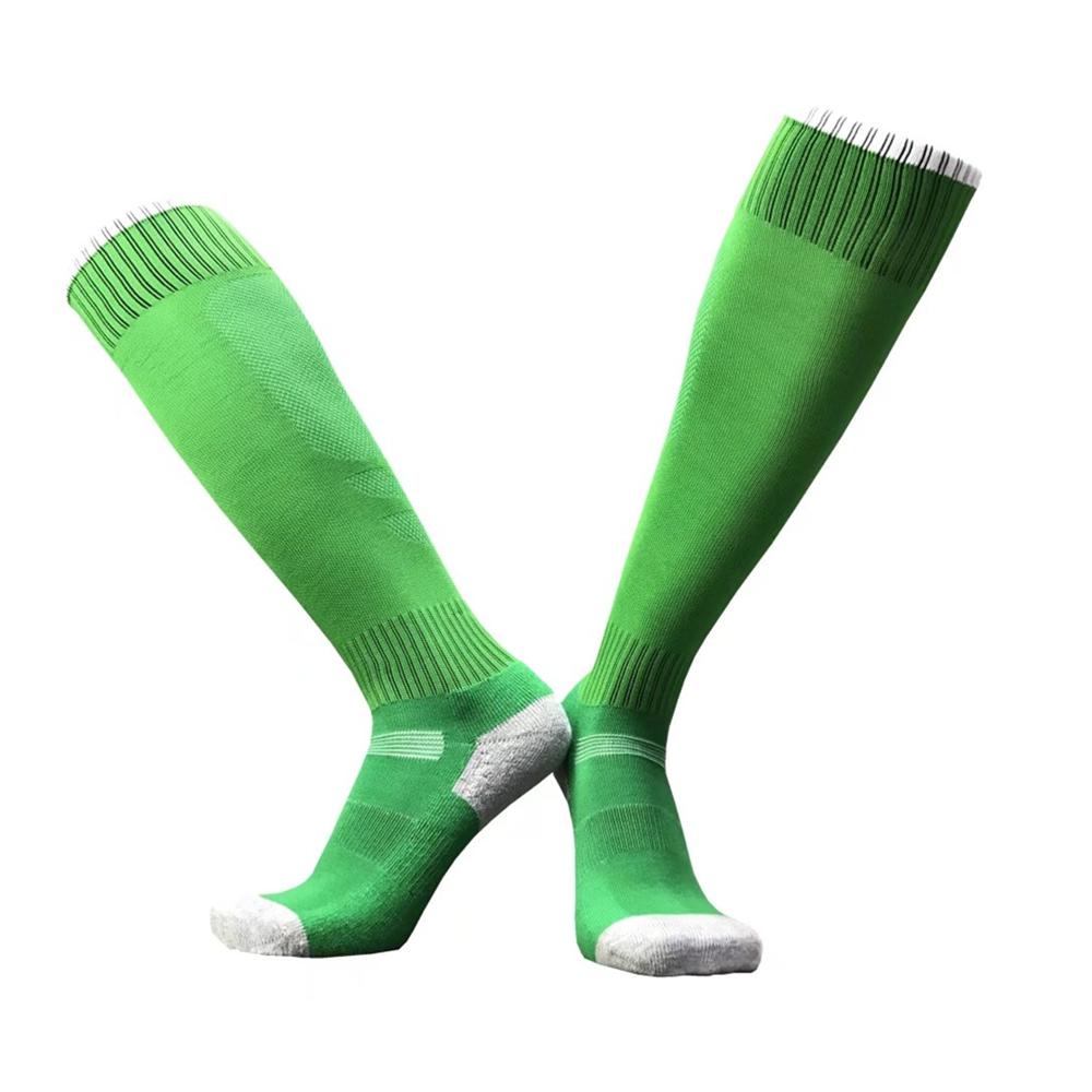 17 sport socks football soccer socks Cycling running men kids boys long towel socks basketball sox medias de futbol non-slip 12