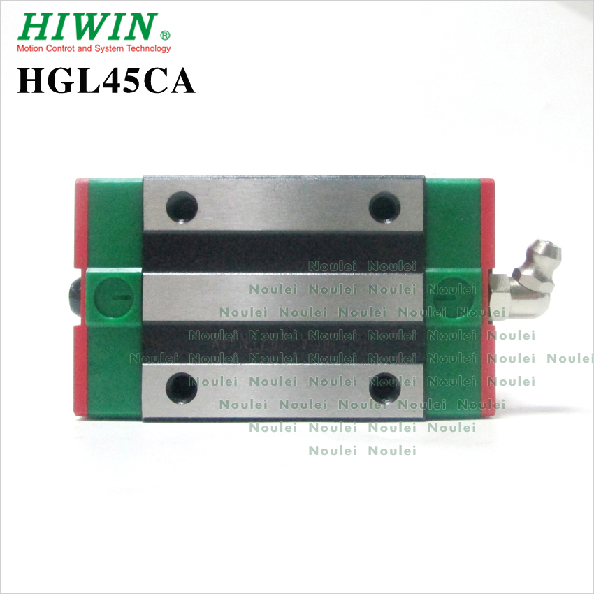 HIWIN HGL45CA linear guide rail block for CNC parts<br>