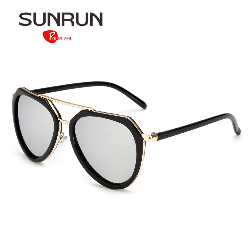 SUNRUN Men Sunglasses Polarized Women Sun Glasses Vintage Mirror lentes de sol hombre 17052<br><br>Aliexpress