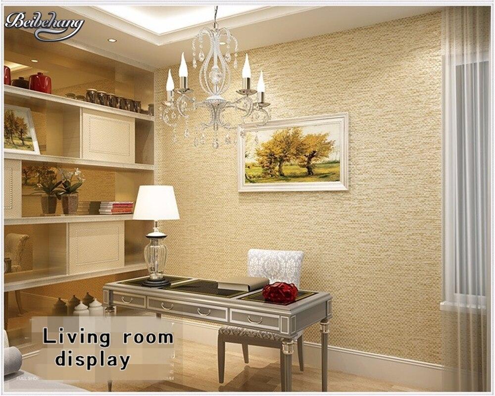Beibehang Modern Pure Silk Vertical Striped Wall paper 3D Living Room Wallpaper Stitching Wallpaper Roll wallpaper for walls 3 d<br>