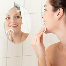 Fogless Shaving Shower Mirror HIGHEST RATED Incl Hook Bathroom Anti-Fog(China)